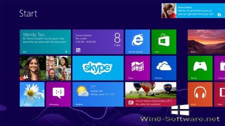 Windows 8: зрим в корень
