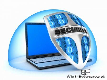 Проверка системы безопасности Windows 8