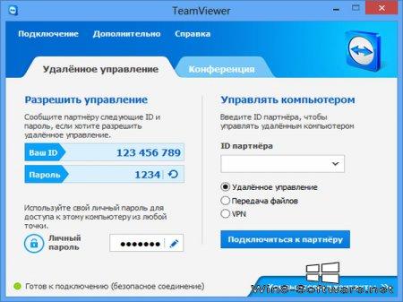 Обзор TeamViewer - программы для удаленного управления компьютером
