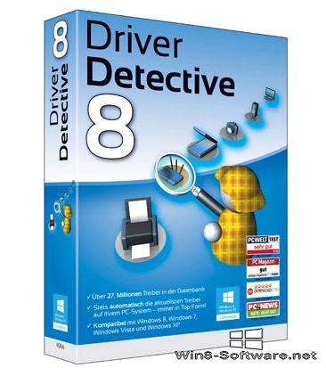 Driver Detective – утилита для поиска драйверов