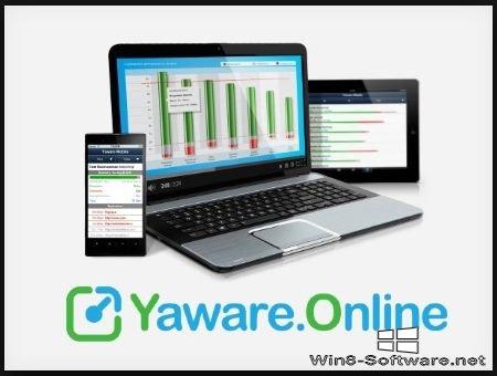 Yaware.Online – профессиональный сервис мониторинга работы за компьютером