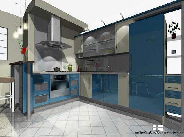 Полною версию програмку для проектирование мебели