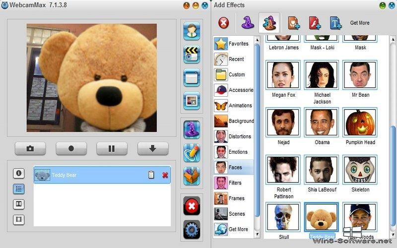 программа для веб камеры для windows 7 - фото 11